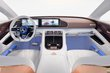 2018 Mercedes-Benz Vision Mercedes-Maybach Ultimate Luxury Interior