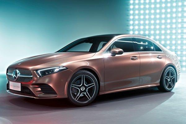 2019 Mercedes-Benz A-Class LWB sedan