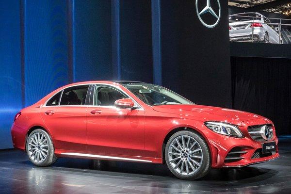 2019 Mercedes-Benz C-Class LWB