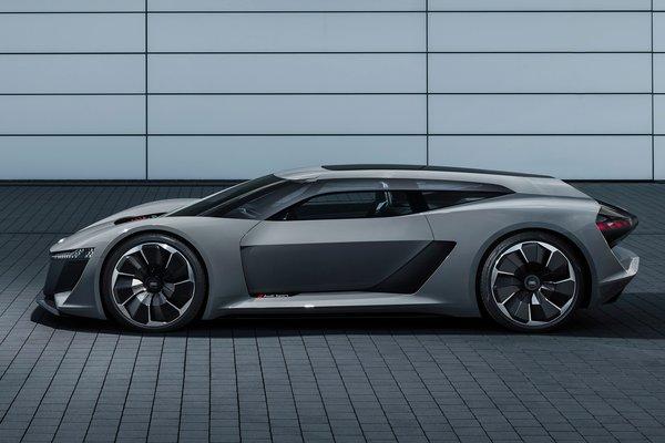 2018 Audi PB 18 e-tron