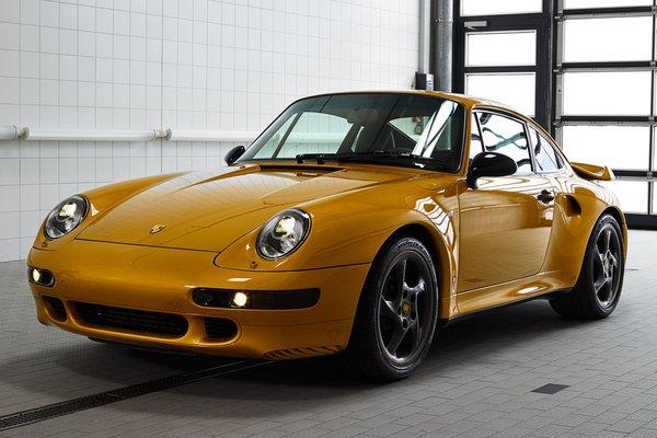 2018 Porsche 911 Turbo Classic
