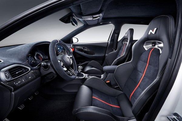 2018 Hyundai i30 N N Option Interior