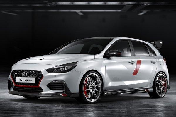 2018 Hyundai i30 N N Option