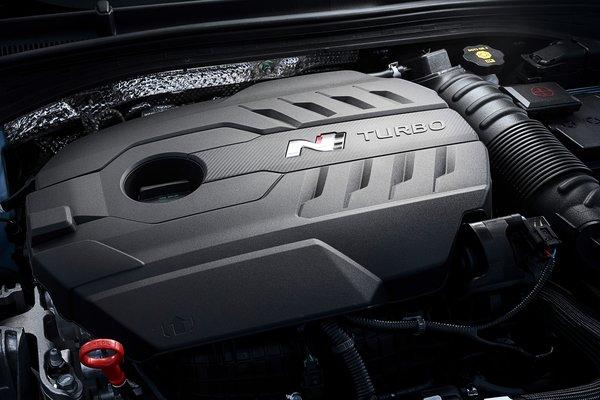 2019 Hyundai i30 fastback Engine