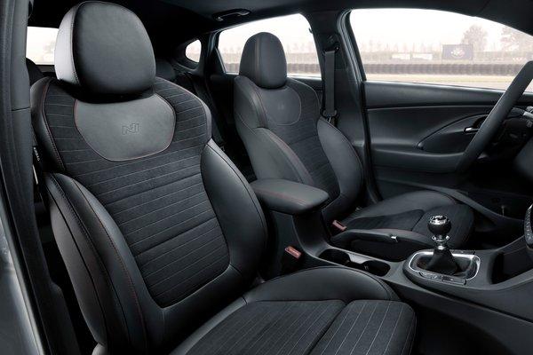 2019 Hyundai i30 fastback Interior