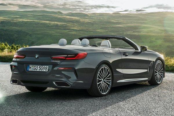 2019 BMW 8-Series convertible M850i xDrive
