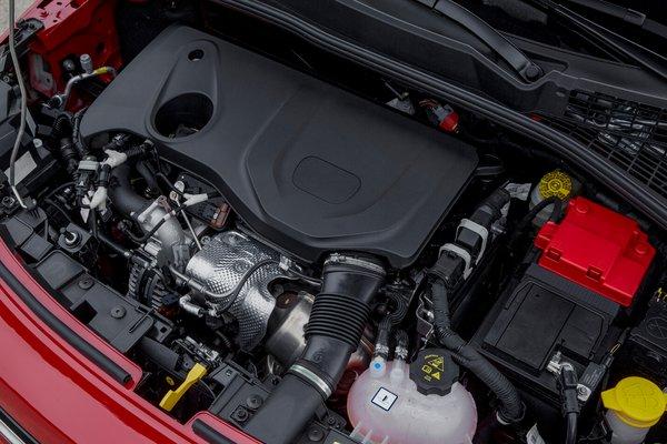 2019 Fiat 500 X Engine