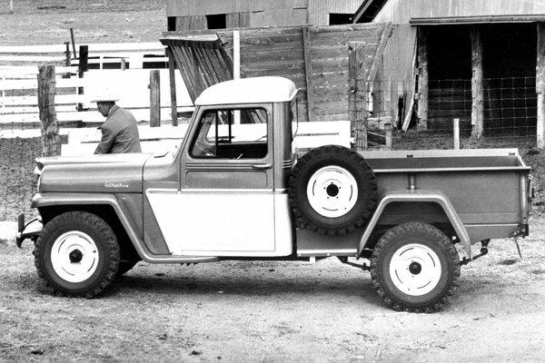 1960 Jeep Pickup
