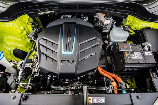 2020 Kia Soul EV Engine