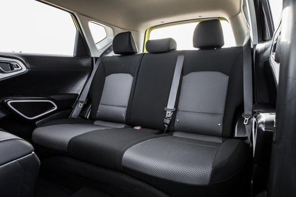 2020 Kia Soul EV Interior