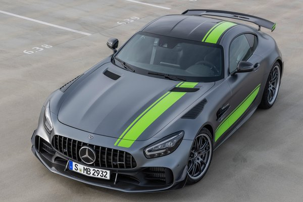2020 Mercedes-Benz AMG GT R Pro coupe