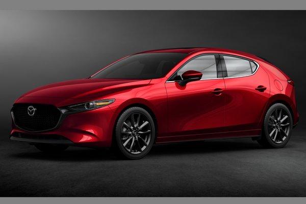 2019 Mazda Mazda3 5d