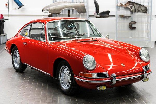 1964 Porsche 901 No 57