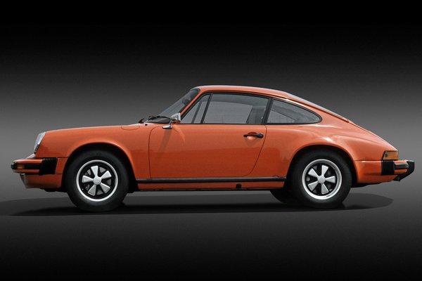 1974 Porsche 911 coupe G model 1974-1989