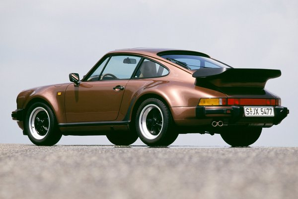 1976 Porsche 911 Turbo 3.3 coupe