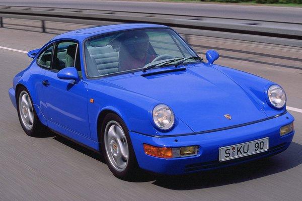 1990 Porsche 911 coupe