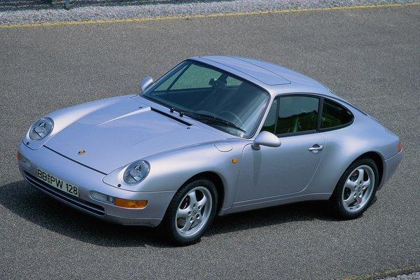 1994 Porsche 911 coupe