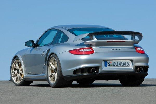 2008 Porsche 911 GT2 RS