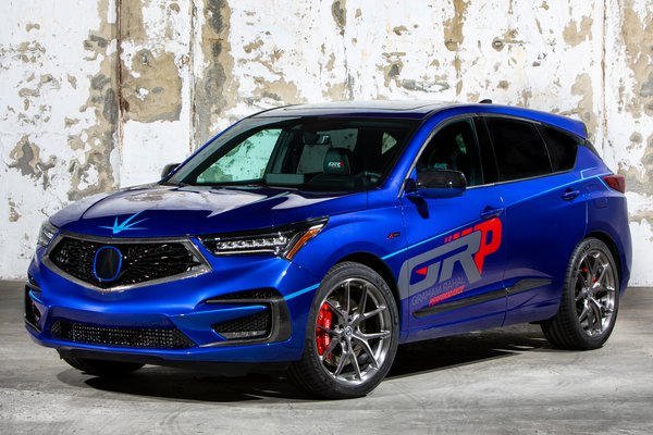 2018 Acura RDX A-Spec by Graham Rahal Performance