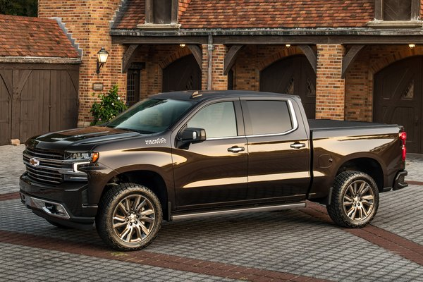 2018 Chevrolet Silverado High Country