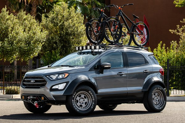 2018 Ford Big Adventures EcoSport by Tucci Hot Rods