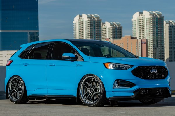 2018 Ford Edge ST by Blood Type Racing