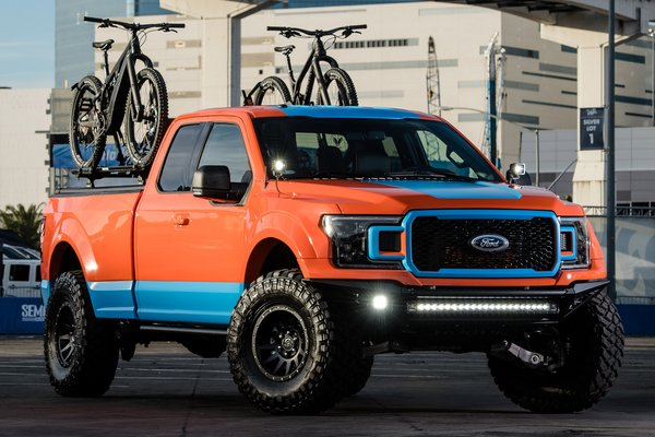 2018 Ford F-150 Gen-2 Freak-O-Boost by Full-Race Motorsports