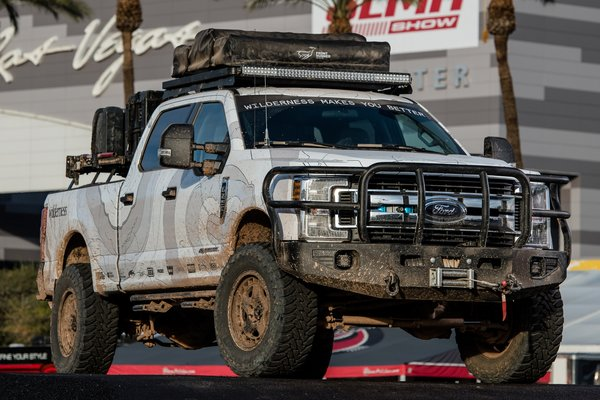 2018 Ford F-250 by Wilderness Collective