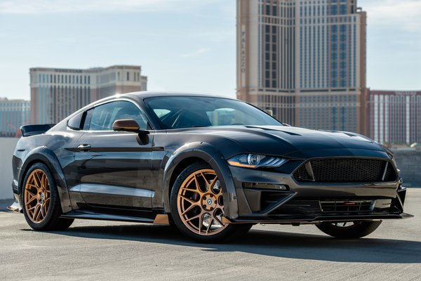 2018 Ford Mustang GT by CJ Pony Parts
