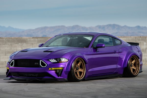 2018 Ford Mustang GT by TJIN Edition