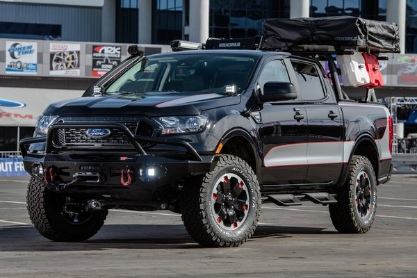 2018 Ford Ranger Base Camp