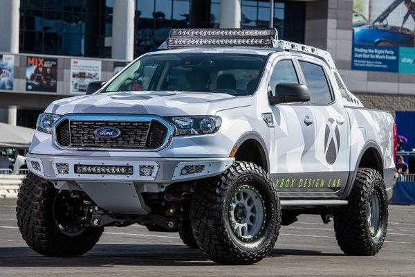 2018 Ford Xbox Ranger by Addictive Desert Designs