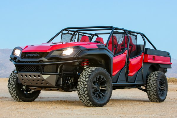 2018 Honda Rugged Open Air Vehicle