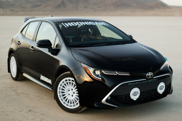 2018 Toyota Corolla Hatchback by Hoonigan