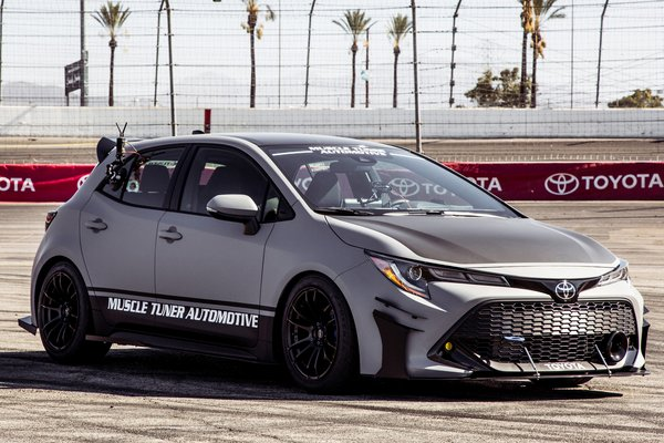 2018 Toyota Corolla Hatchback by Muscle Tuner