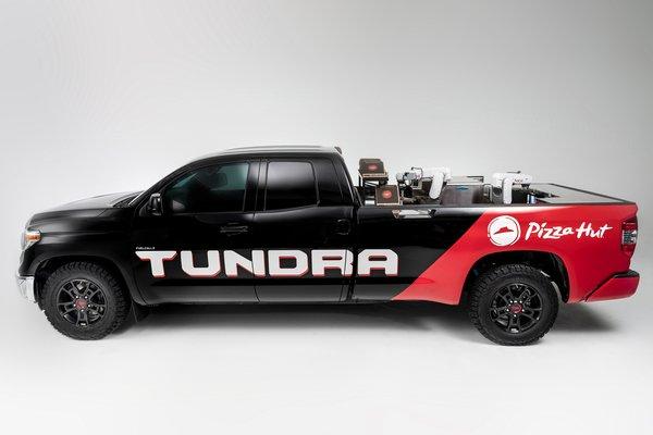 2018 Toyota Tundra Pie Pro