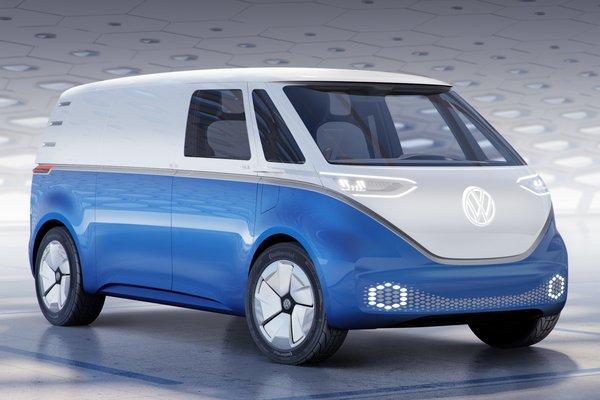 2018 Volkswagen ID Buzz Cargo