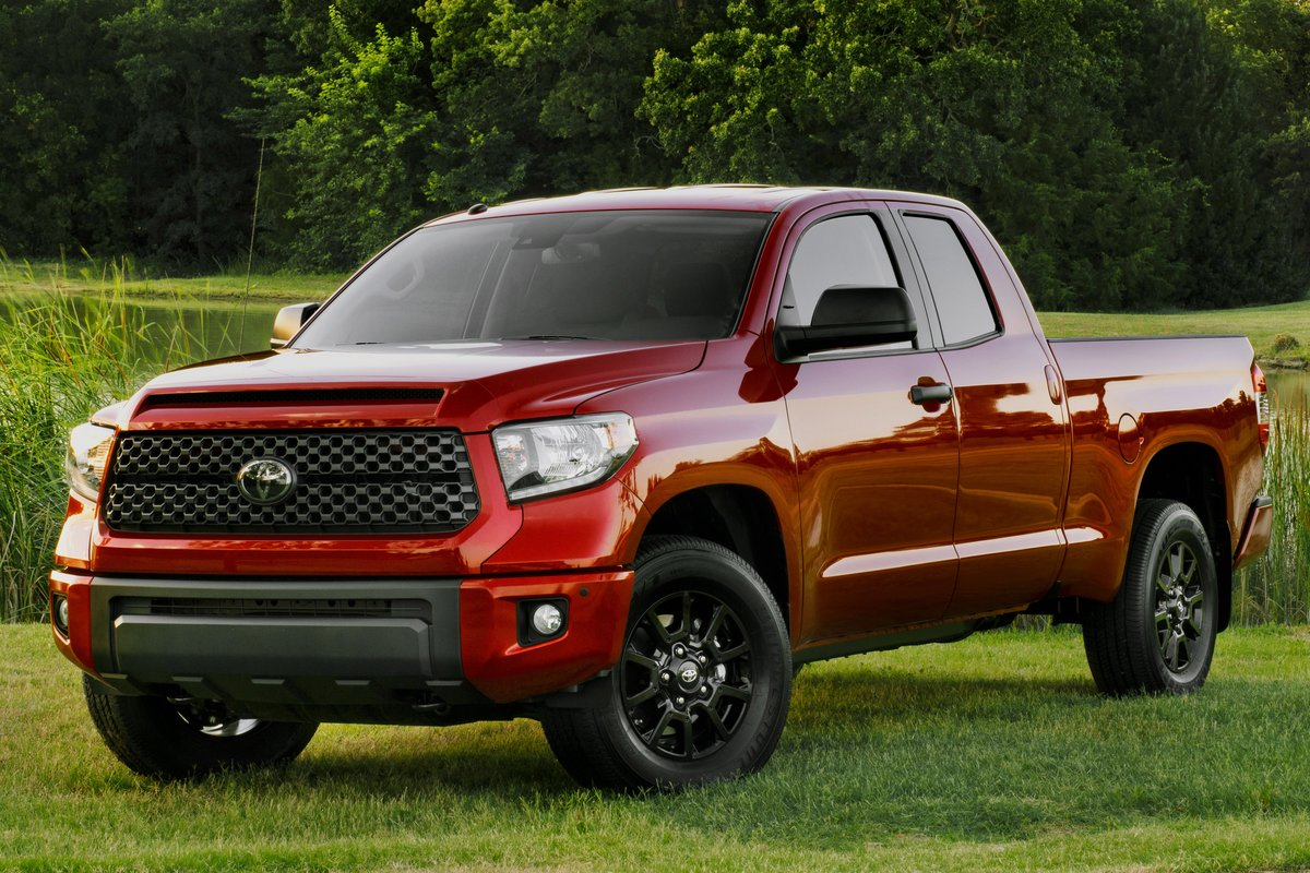 2019 Toyota Tundra Double Cab pictures