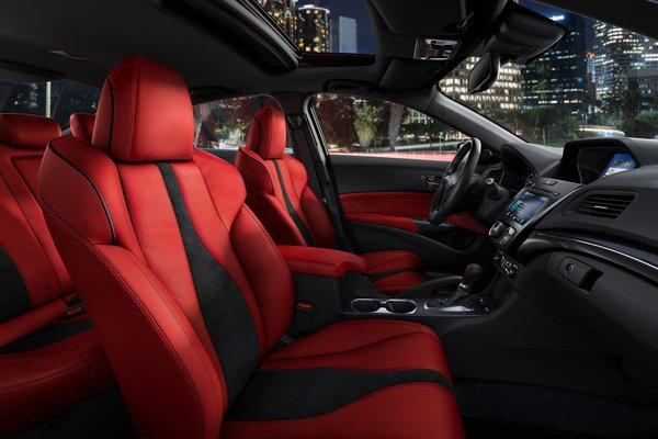 2019 Acura ILX A-Spec Interior