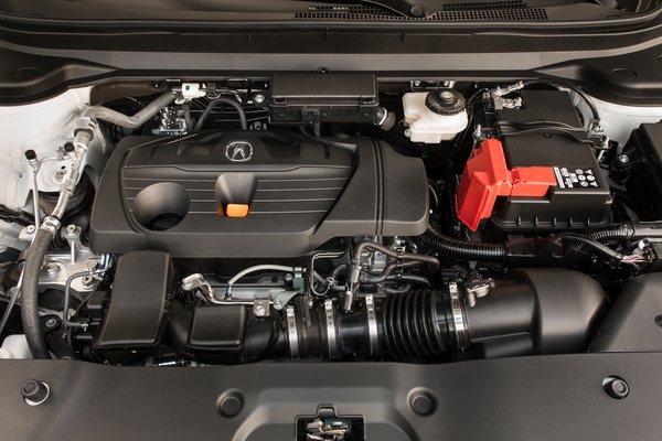 2019 Acura RDX Advance Engine