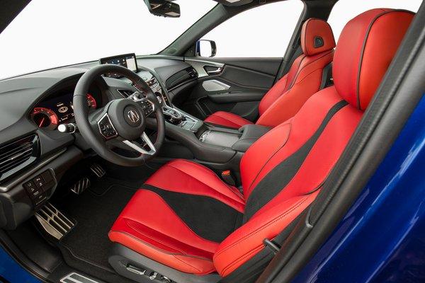 2019 Acura RDX A-Spec Interior