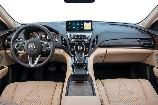 2019 Acura RDX Advance Interior