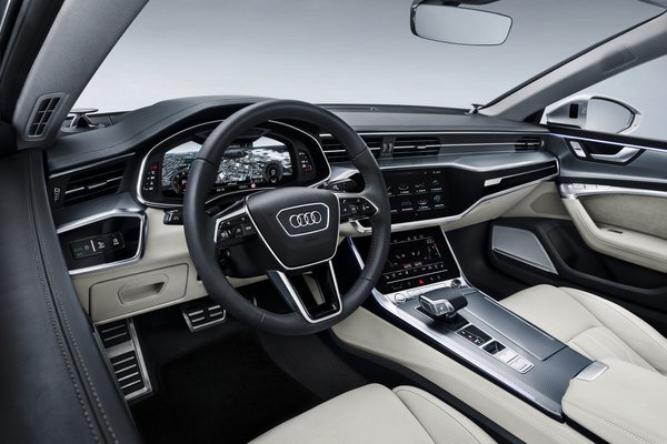 2019 Audi A7 Interior