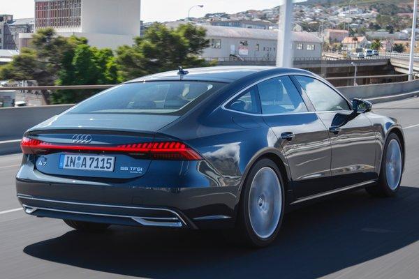 2019 Audi A7 55TFSI quattro