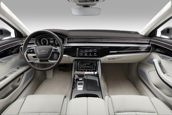 2019 Audi A8 L Interior