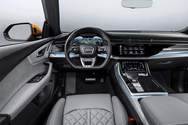 2019 Audi Q8 Interior