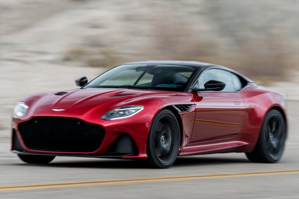2020 Aston Martin DBS Superleggera