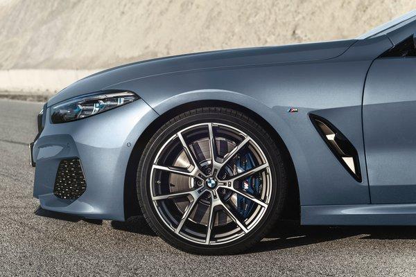 2019 BMW 8-Series M850i xDrive Coupe Wheel