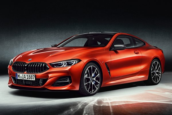 2019 BMW 8-Series M850i xDrive Coupe