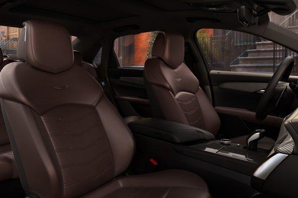 2019 Cadillac CT6 V-Sport Interior